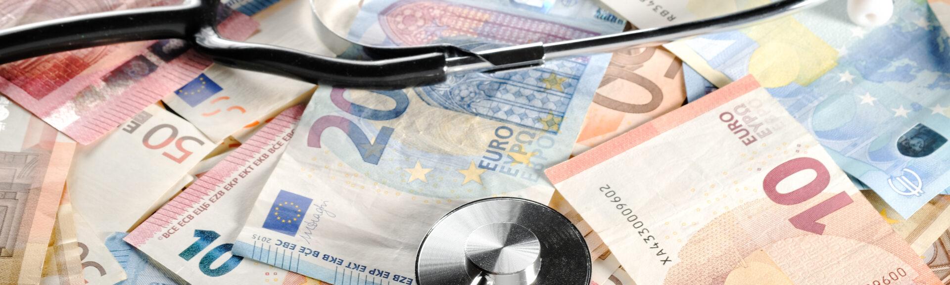 Stetoskop Geld