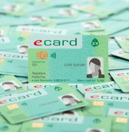 Die neue e-card ab 1.1.2020