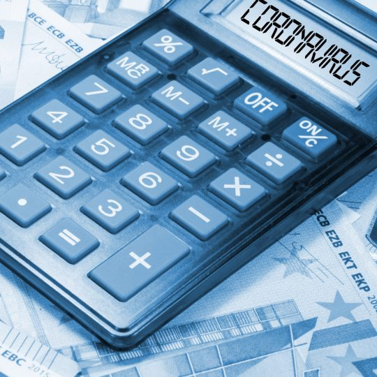 Corona Blog: Fixkostenzuschuss aus dem Corona Hilfsfonds - 22.5.2020