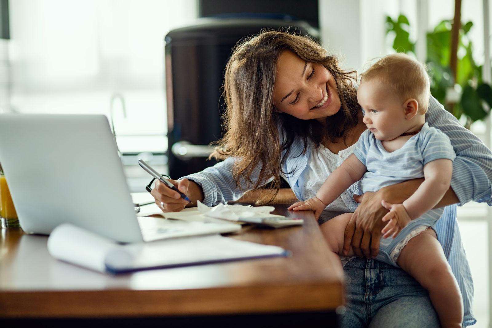 Wenn Mütter durchstarten und worauf man steuerlich achten sollte