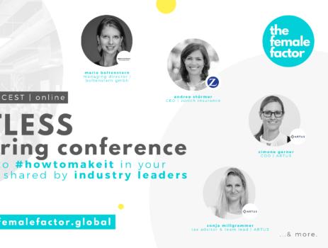 Nachbericht: limitless mentoring Konferenz