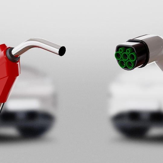 Elektrofahrzeug vs. Kfz mit Verbrennungsmotor - 20.10.2020