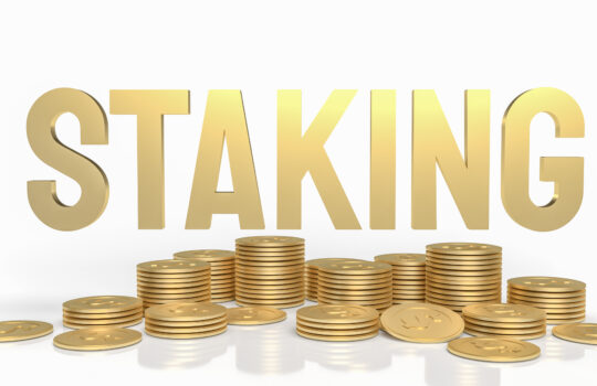 Taxation of crypto-assets - Staking - 9 August 2021